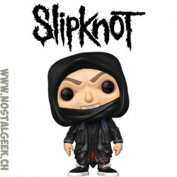 Funko Pop Rocks Slipknot Craig Jones Vinyl Figure