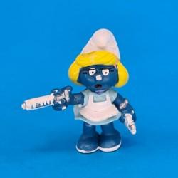The Smurfs Smurfette Nurse second hand Figure (Loose)