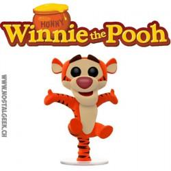 Funko Pop SDCC 2017 Disney Winnie the Pooh Boucing Tigger (Tigrou) Flockée Edition Limitée