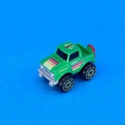 Micro Machine Roadchamps (green) 1987 second hand figure (Loose)