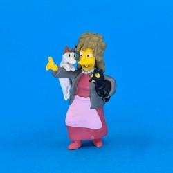 The Simpsons Eleanor Abernathy second hand figure (Loose)