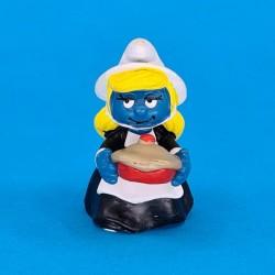 The Smurfs Smurfette pie second hand Figure (Loose)