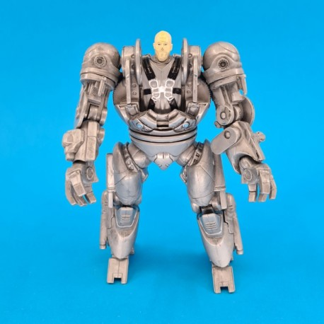 Marvel Iron Man Obadiah Stane War Monger second hand Figure (Loose)