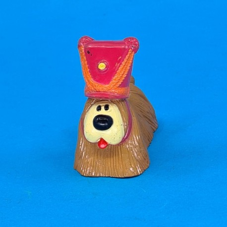 Magic Roundabout Pollux red hat second hand figure (Loose)