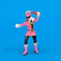Power Rangers Pirates Pink Ranger second hand action figure (Loose)