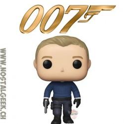 Funko Pop Movies James Bond 007 Daniel Craig from No Time To Die vinyl Figure