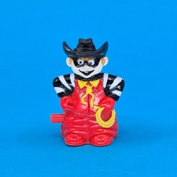 McDonald's Hamburglar Cowboy second hand figure (Loose)