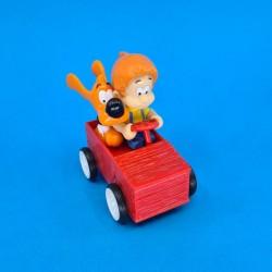 Boule & Bill in car second hand figure (Loose)