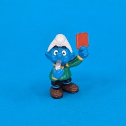The Smurfs Referee Smurf second hand Figure (Loose)