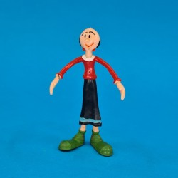 Popey Olive Oyl second hand bendable figure (Loose)