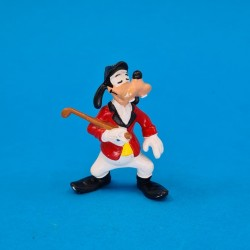 Disney Goofy jockey second hand figure (Loose)