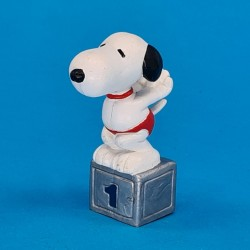 Peanuts Snoopy swimmer second hand Figure (Loose)