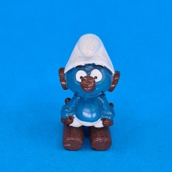 The Smurfs- Smurf Robot second hand Figure (Loose)