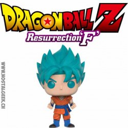 Funko Pop! Animation Dragon Ball Z Super Saiyan God Super Saiyan Goku Edition limitée