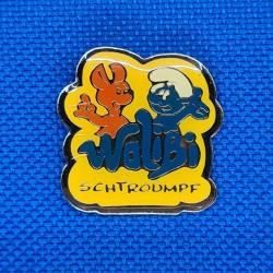 Walibi & Smurfs second hand Pin (Loose)