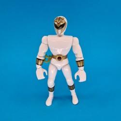 Power Rangers White Ranger second hand action figure (Loose)