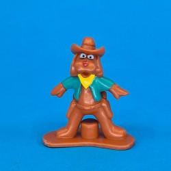 Chocapic Pico the cowboy dog second hand figure (Loose)