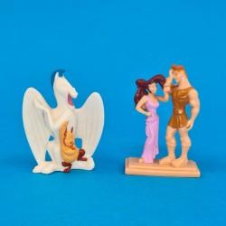 Disney Hercules Set of 2 second hand figure (Loose)