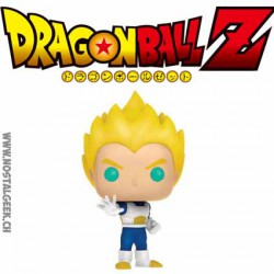 Funko Pop! Animation Dragonball Z Super Saiyan Vegeta Exclusive Vinyl Figure