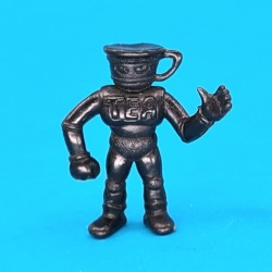 M.U.S.C.L.E. Men Kinnikuman No 48 Teapack Man (Black) second hand figure (Loose)