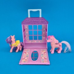 My Little Pony Set of 2 second hand figures+ House (Loose)