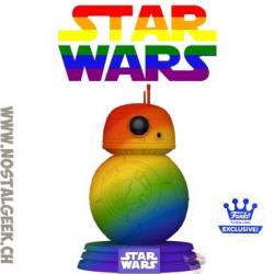 Funko Pop Star Wars BB-8 (Rainbow) Exclusive Vinyl Figure