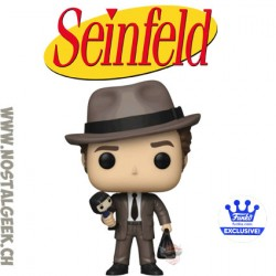 Funko Pop Seinfeld Kramer (Good Cop) Exclusive Vinyl Figure