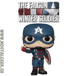 Funko Pop Marvel The Falcon and The Winter Soldier John F. Walker Vinyl Figure