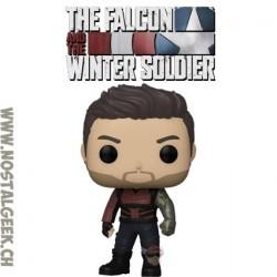 Funko Pop Marvel The Falcon and The Winter Soldier Winter Soldier (Zone 73) Vinyl Figure