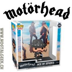 Funko Pop Rocks Album Motorhead Ace of Spades Vinyl Figure