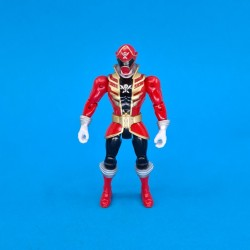 Power Rangers Pirates Red Ranger second hand figure (Loose)