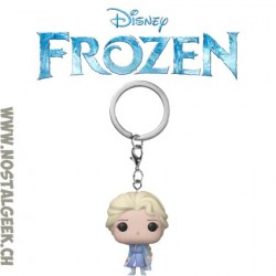 Funko Pop Pocket Funko Pop Pocket Disney Frozen 2 Elsa Vinyl Figure keyring