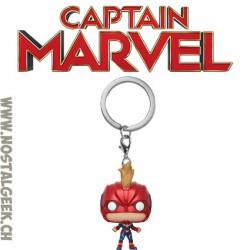 Funko Pop Pocket Funko Pop Pocket Marvel Captain Marvel Vinyl Figure Keychain