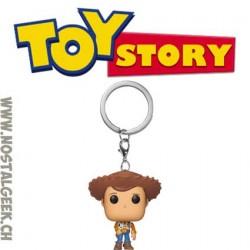 Funko Pop Pocket Toy Story 4 Sheriff Woody Vinyl Figure keyring