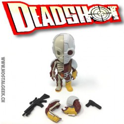 DC Comics Deadshot XXRay By Jason Freeny
