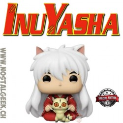 Funko Pop Manga Inuyasha Inuyasha with Kirara Exclusive Vinyl Figure