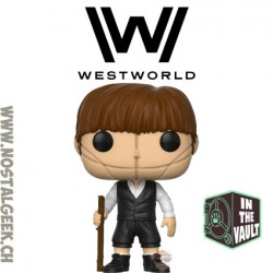 Funko Pop Westworld Young Ford Vaulted Vinyl Figure