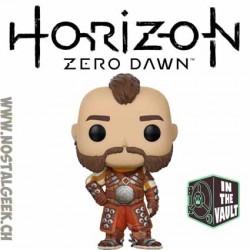 Funko Pop Games Horizon Zero Dawn Erend Vaulted Vinyl Figure