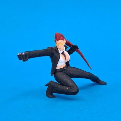 Street Fighter Crimson Viper second hand figure (Loose)
