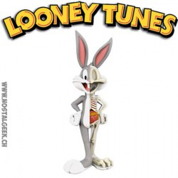 Looney Tunes Bugs Bunny XXRay by Jason Freeny