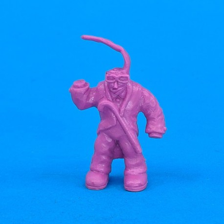 Monster in My Pocket - Matchbox - No 46 Invisible Man (Purple) second hand figure (Loose)