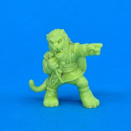 Monster in My Pocket Matchbox No 43 The Beast (Green) second hand figure (Loose)