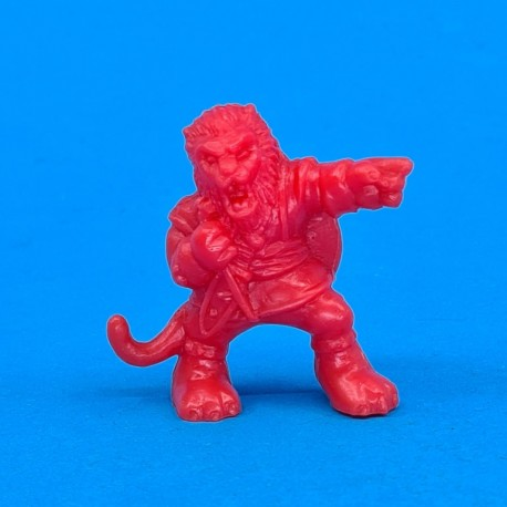 Monster in My Pocket Matchbox No 43 The Beast (Red) second hand figure (Loose)