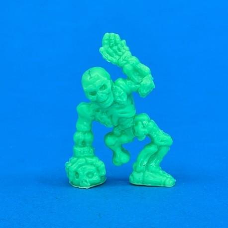Monster in My Pocket - Matchbox No 47 Skeleton (green) second hand figure (Loose)