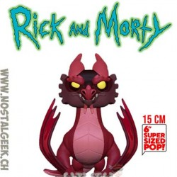 Funko Pop 15 cm Rick and Morty Balthromaw Vinyl Figure