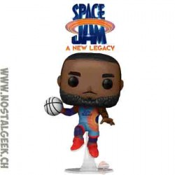 Funko Pop! Film Space Jam A New Legacy LeBron James Vinyl Figure
