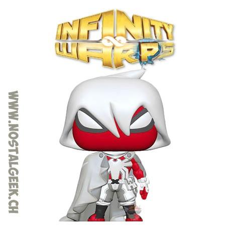 Funko Pop Marvel Infinity Warps AracKnight Vinyl Figure