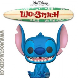 Funko Pop Disney Lilo et Stitch - Smiling Seated Stitch