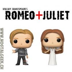 Funko Pop Romeo et Juliette 2-Pack Edition Limitée