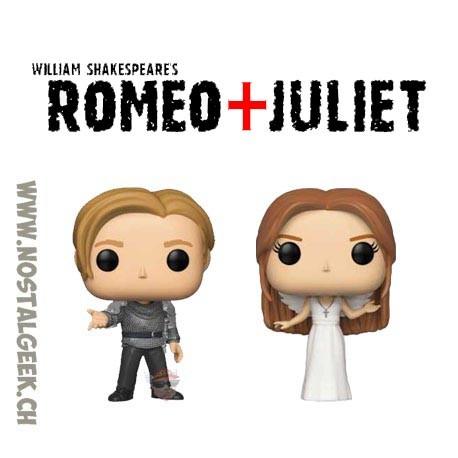 Funko Pop Movies Romeo and Juliet (2-Pack) Exclusive Vinyl Figure